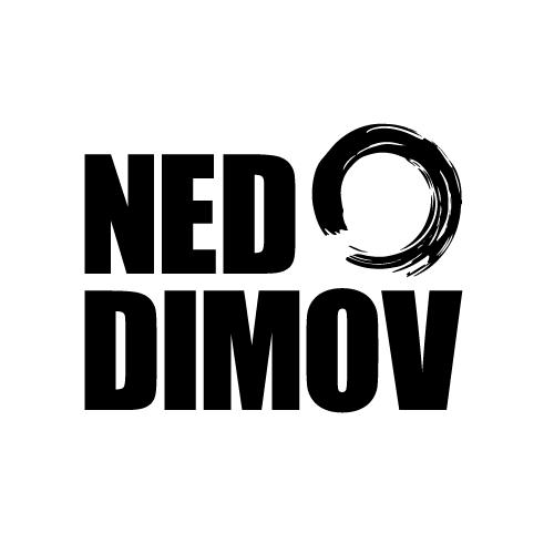 Ned Dimov Logo Circle